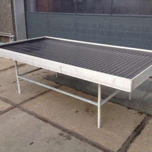 Benches 2.950 x 1.500 mm (4)