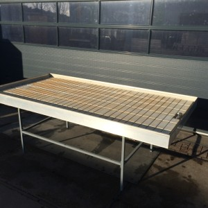 Benches 1.500 x 2.900 mm (3)